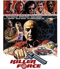 Killer Force Blu-Ray