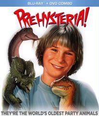 Prehysteria (Special Edition) Blu-Ray/DVD
