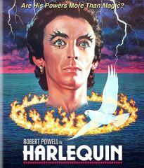 Harlequin Blu-Ray