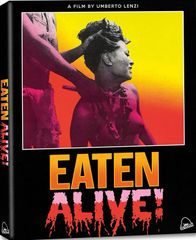 Eaten Alive (Limited Edition with Slipcover) Blu-Ray