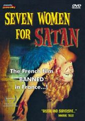 Seven Women For Satan DVD