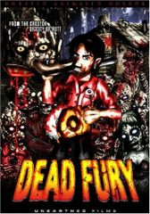 Dead Fury DVD