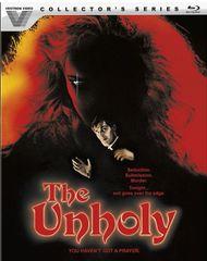 Unholy Blu-Ray