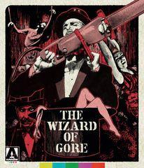 Wizard Of Gore Blu-Ray