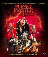 Puppet Master 4 Blu-Ray