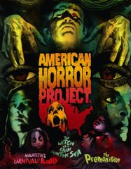 American Horror Project Volume 1 (Limited Edition) Blu-Ray/DVD