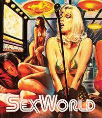 Sex World Blu-Ray