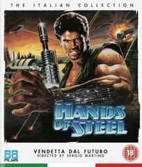 Hands Of Steel Blu-Ray (Region Free)