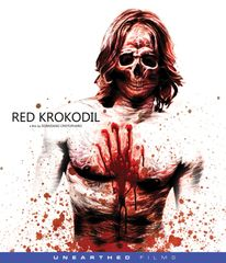 Red Krokodil (Director's Cut) Blu-Ray