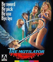 Mutilator Blu-Ray/DVD