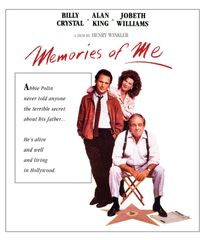 Memories Of Me Blu-Ray