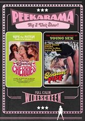 Three Ripening Cherries / Sensual Fire DVD