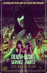Death-Scort Service 2: The Naked Dead (Limited Edition) DVD/CD