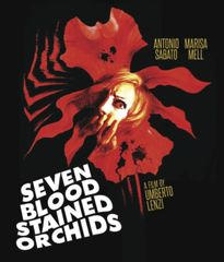 Seven Blood Stained Orchids Blu-Ray