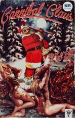 Cannibal Claus DVD (Limited / Numbered / Signed)