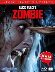 Zombie (3-Disc Limited Edition) Blu-Ray/CD (Cover B: Splinter)