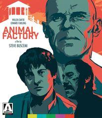 Animal Factory Blu-Ray