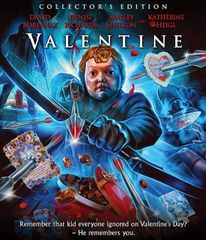 Valentine (Collector's Edition) Blu-Ray