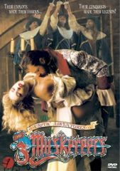 Erotic Aventures Of The Three Musketeers DVD