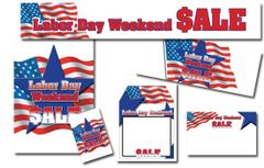 Labor Day Weekend Sale Event Kit - $150-$899