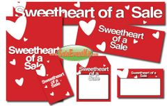 Valentines Day Sale Event Kit - $150-$899