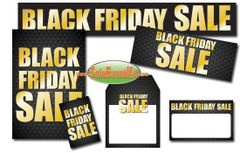 Black Friday Sale Event Kit - $150-$899