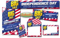 July 4th Big Sale/ Independence Day Sale Event Kit - $150-$899