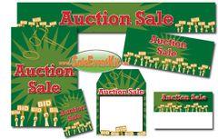 Auction Sale Event Kit - $150-$899