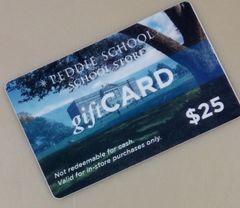 Peddie Store Gift Card