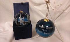Peddie Chapel Ornament
