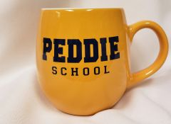 Peddie Gold Cafe Mug