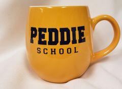 Peddie Gold Cafe Mug