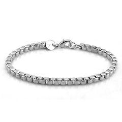 Silver Bracelet Box Design