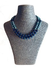 Handmade Double Strand Necklace