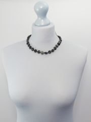 Marble Grey Necklace