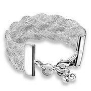 Silver Vintage Inspired Bracelet