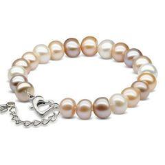 Handmade Cultured Pearl Bracelet