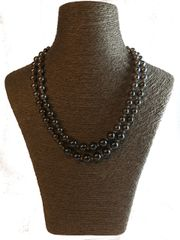 Double Strand Swarovski Pearl Necklace