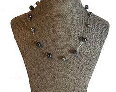 Swarovski Floating Necklace