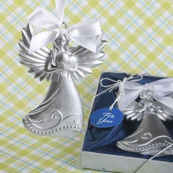 Guardian Angel Themed Ornament Fc8893 Wedding Favors Bridal