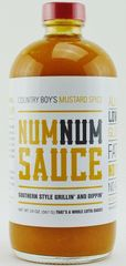 Num Num Sauce- Mustard Spice-20oz