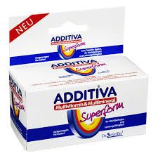 Additiva SuperformMultivitamins &Multimineral
