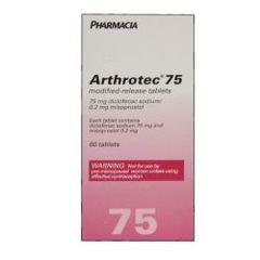 ARTHROTEC 75 20TAB