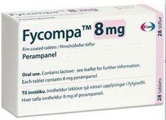 FYCOMPA 8 MG