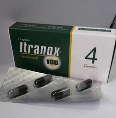 ITRANOX CAPSULES (4)