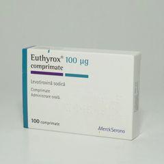 Euthyrox 100mcg