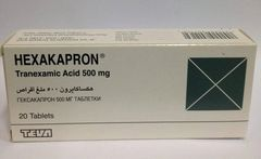 HEXAKAPRON 500MG.