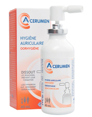 A-cerumen spray