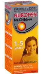 Nurofen Child Orange