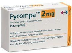 FYCOMPA 2 MG